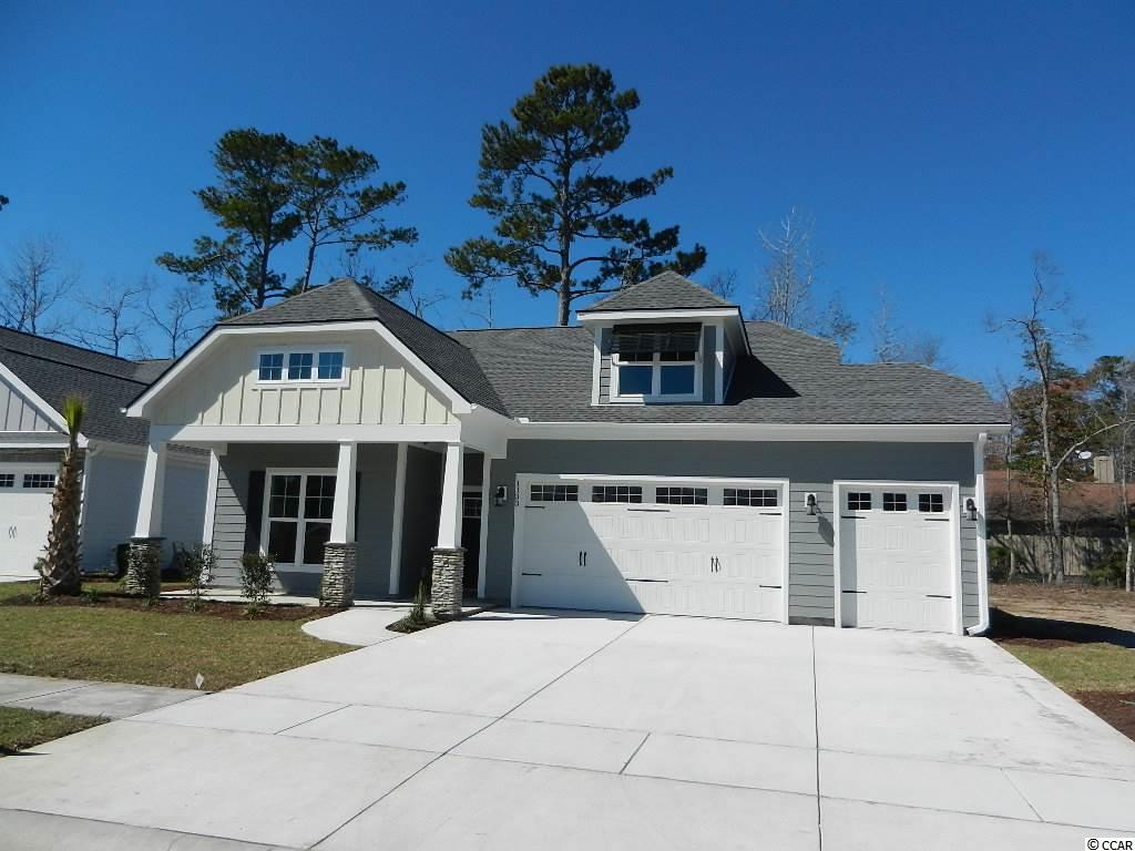 Single Family Home for Sale at 1133 Captain Hook's Way 1133 Captain Hook's Way North Myrtle Beach, South Carolina 29582 United States