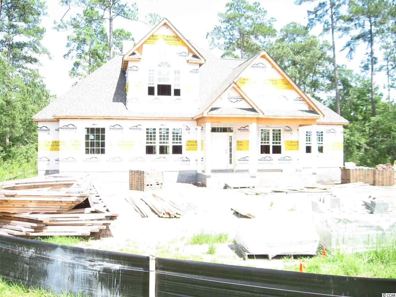Single Family Home for Sale at 401 Cypress Wood Court 401 Cypress Wood Court Murrells Inlet, South Carolina 29576 United States