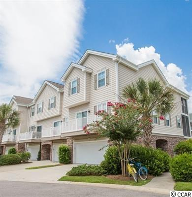 Townhouse MLS:1715052 OCEAN KEYES  601 Hillside Dr. N North Myrtle Beach SC