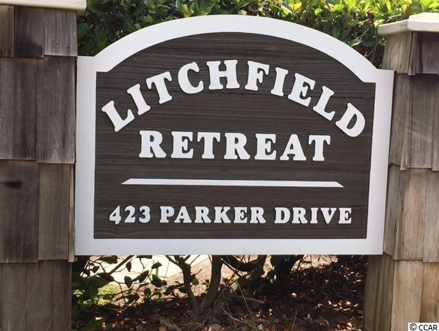 Litchfield Retreat condo for sale in Pawleys Island, SC