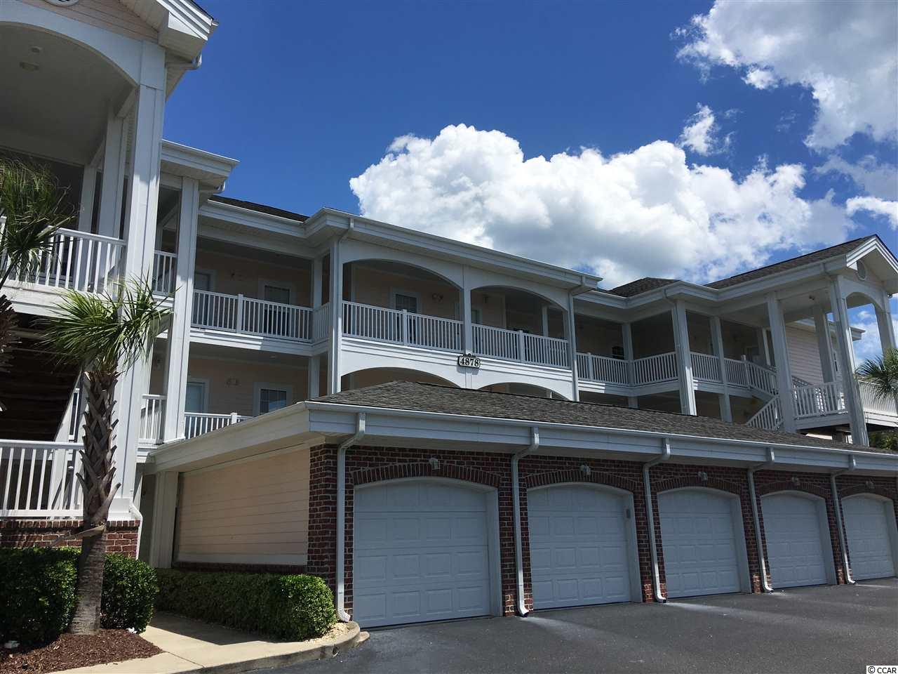 Golf Course View Condo in Magnolia North : Myrtle Beach South Carolina