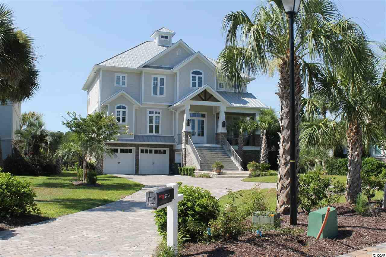 Single Family Home for Sale at 2713 Ships Wheel Court 2713 Ships Wheel Court North Myrtle Beach, South Carolina 29582 United States