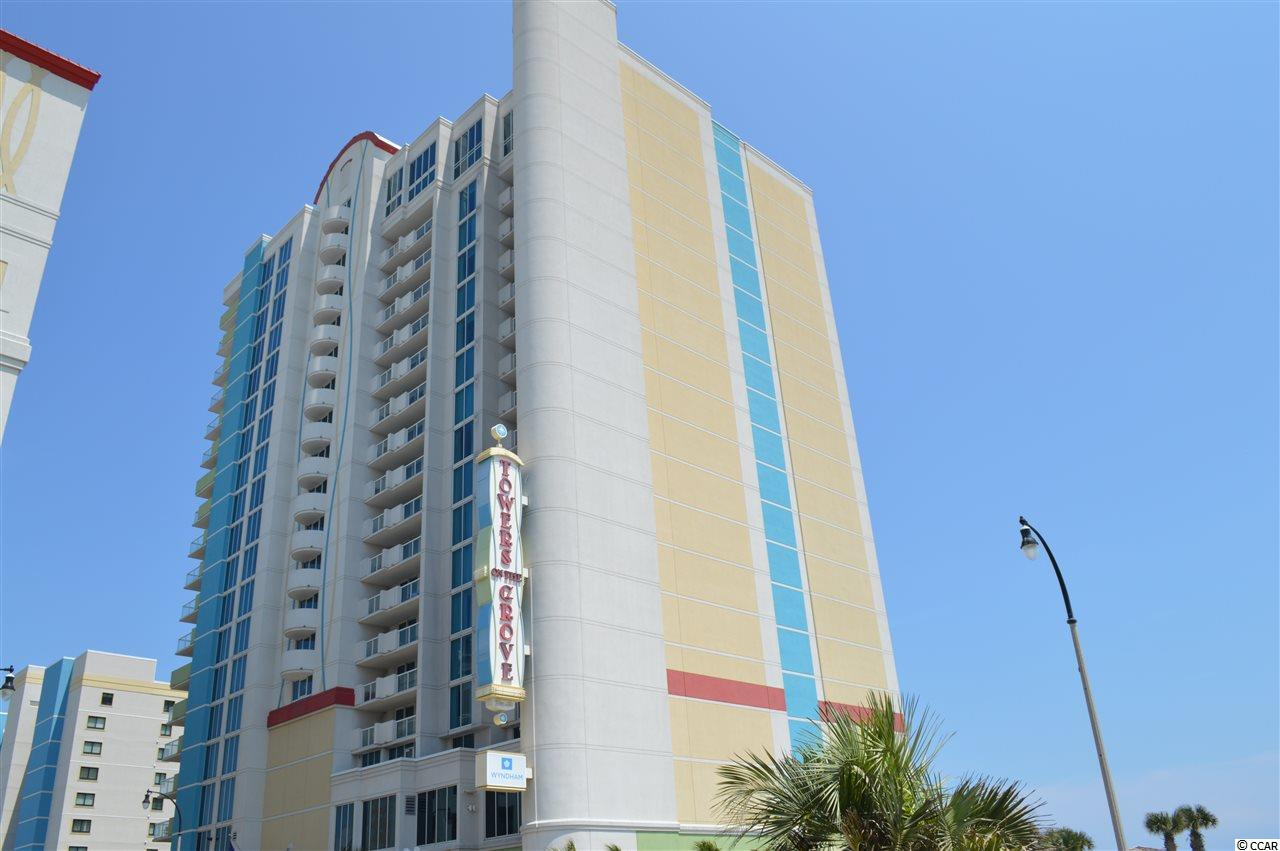Condo MLS:1715496 Towers On The Grove - Cherry Gro  2100 N Ocean Blvd #1128 North Myrtle Beach SC