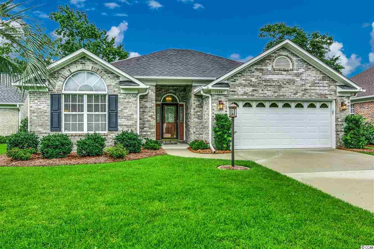 1104 Swan Lake Drive, North Myrtle Beach, SC 29582