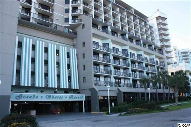 Condo MLS:1715677 Grande Shores  201 N 77th Ave. Myrtle Beach SC