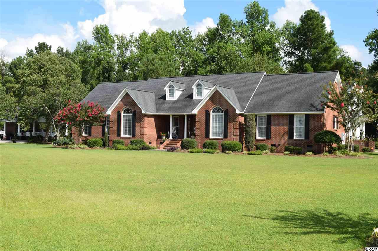 Single Family Home for Sale at 1308 Vaught Road 1308 Vaught Road Galivants Ferry, South Carolina 29544 United States
