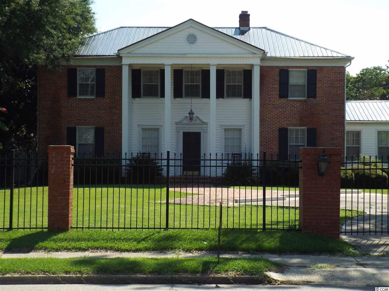 Single Family Home for Sale at 803 South Main Street 803 South Main Street Mullins, South Carolina 29574 United States