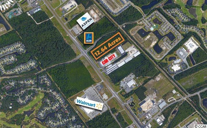 Acreage for Sale at 12.64 Acres Hwy 501 12.64 Acres Hwy 501 Conway, South Carolina 29526 United States
