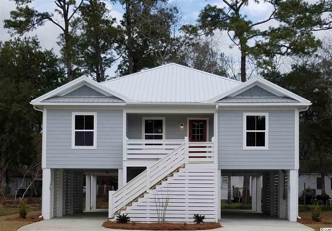 Single Family Home for Sale at 71 Tidelands Trail 71 Tidelands Trail Pawleys Island, South Carolina 29585 United States
