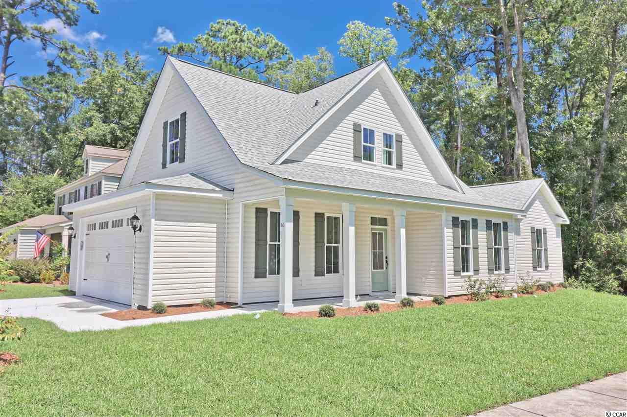 Detached MLS:1715943   16 Dunning Road Pawleys Island SC