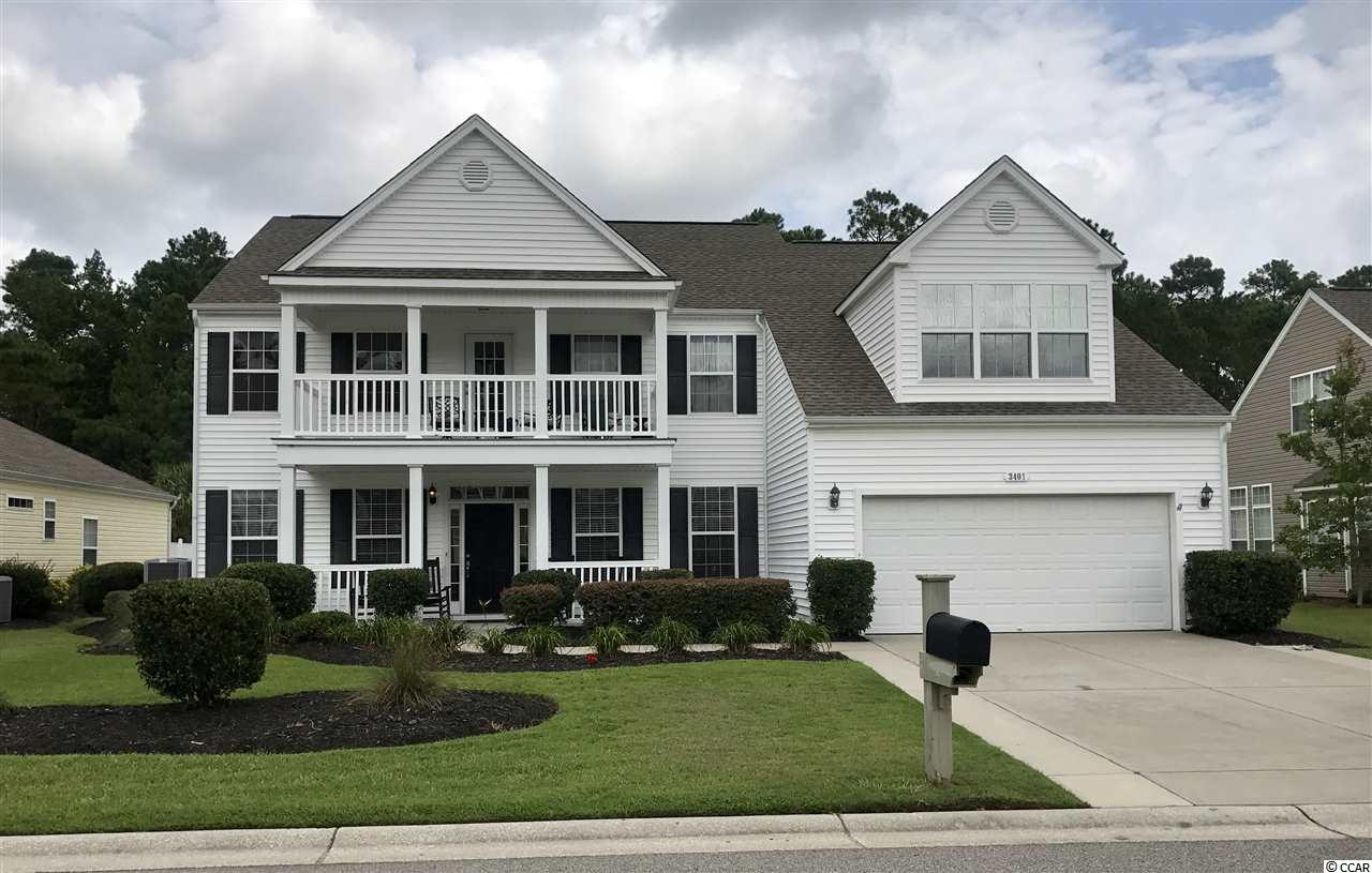 3401 Picket Fence Ln., Myrtle Beach, SC 29579