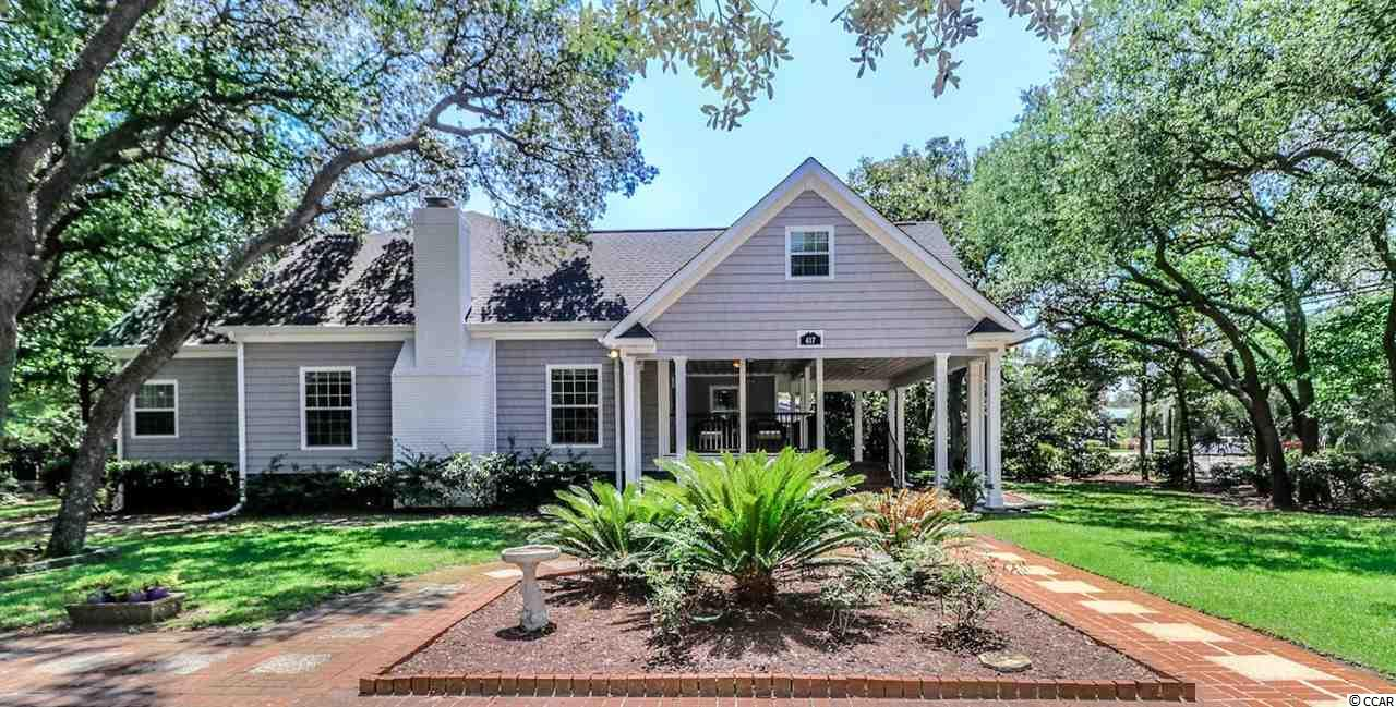 Detached MLS:1716020   417 N 37th Avenue Myrtle Beach SC