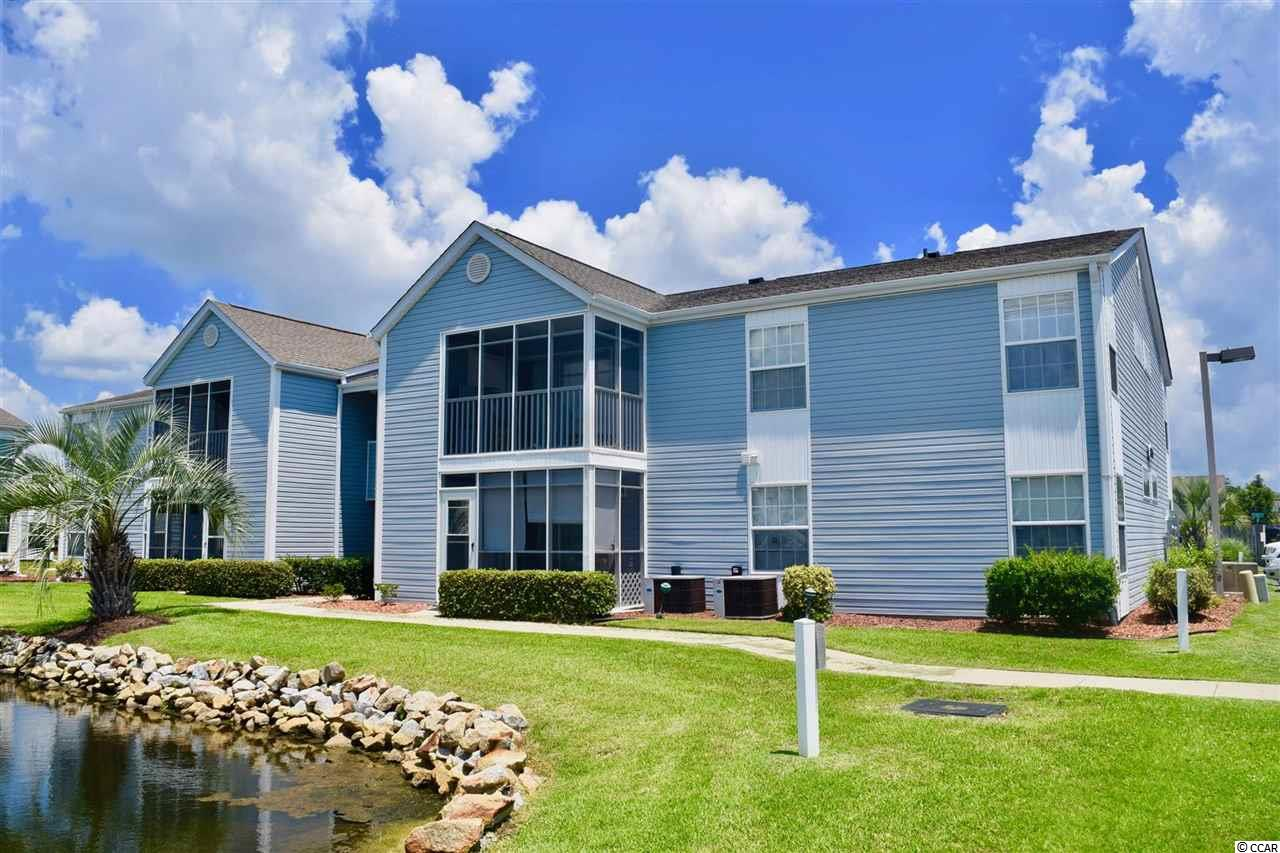 End Unit Condo in SOUTH BAY LAKES : Surfside Beach South Carolina