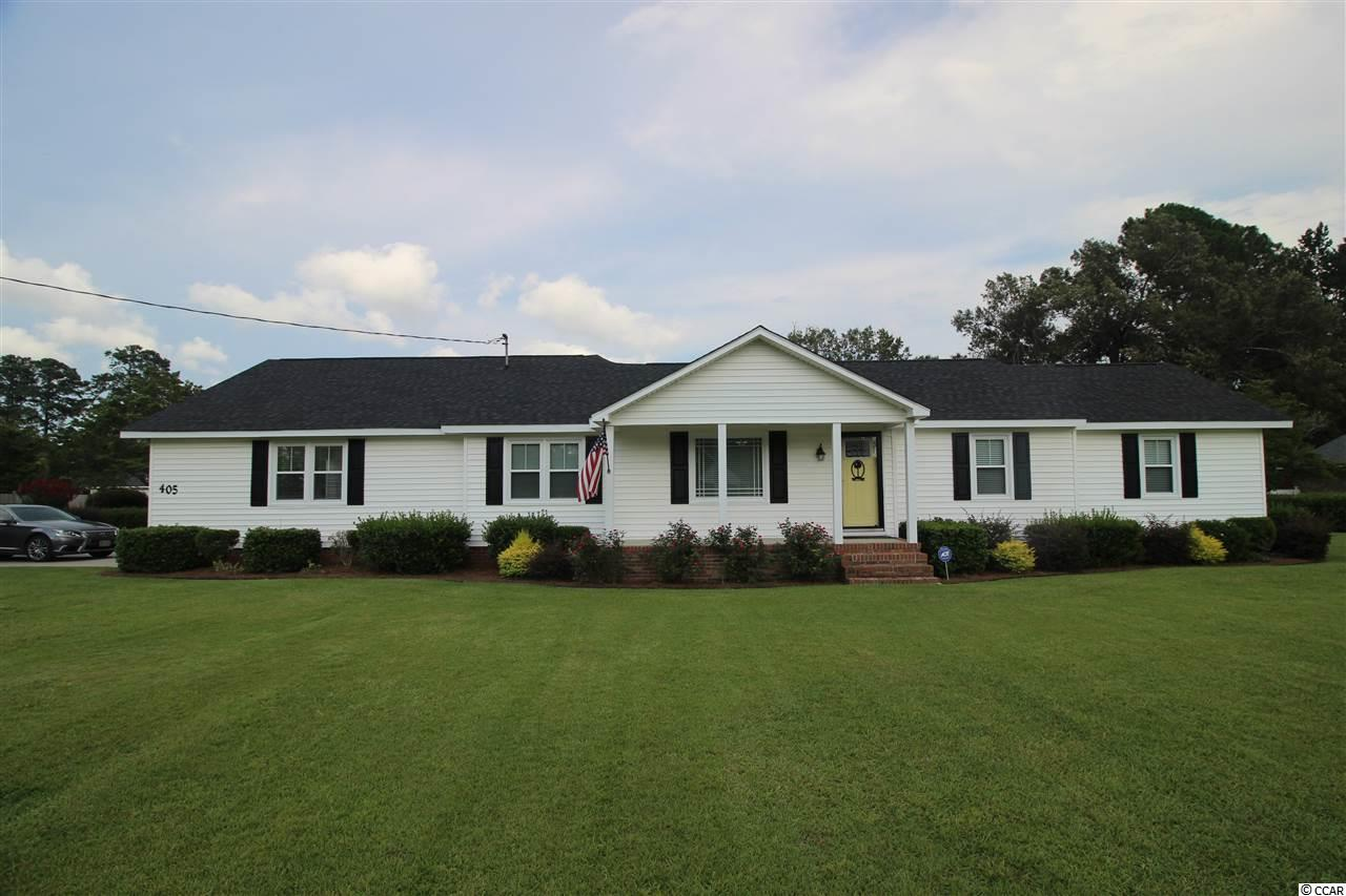 405 S Cedar Avenue, Andrews, SC 29510
