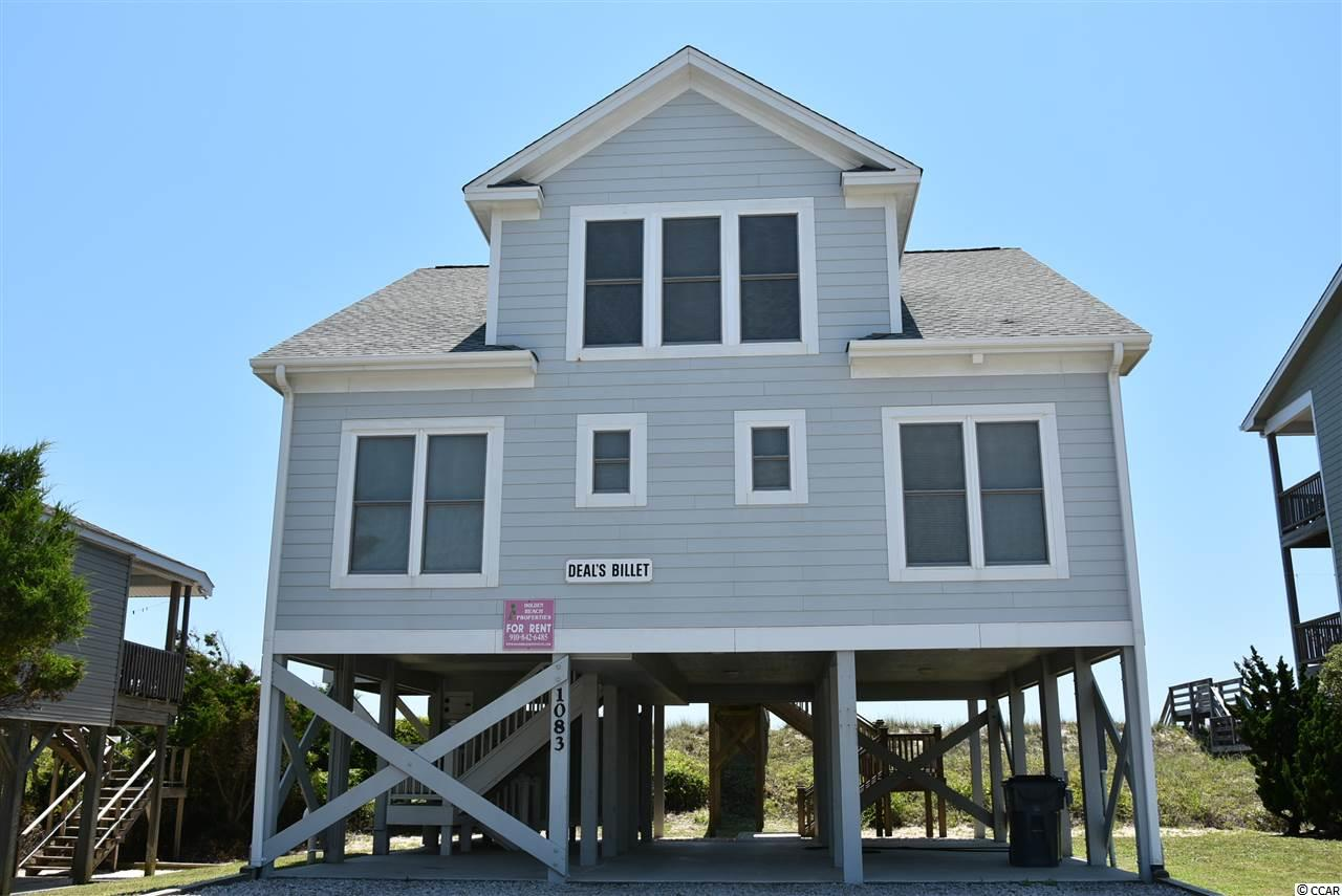 1083 Ocean Blvd West, Holden Beach, NC 28462