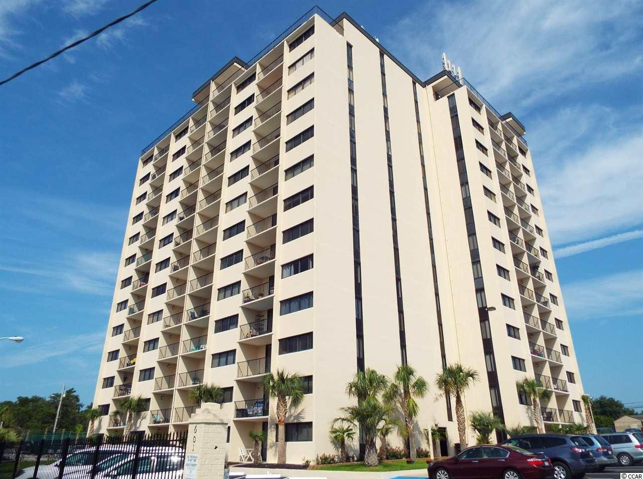 Condo MLS:1716215 Holiday Tower  601 Mitchell Dr Myrtle Beach SC