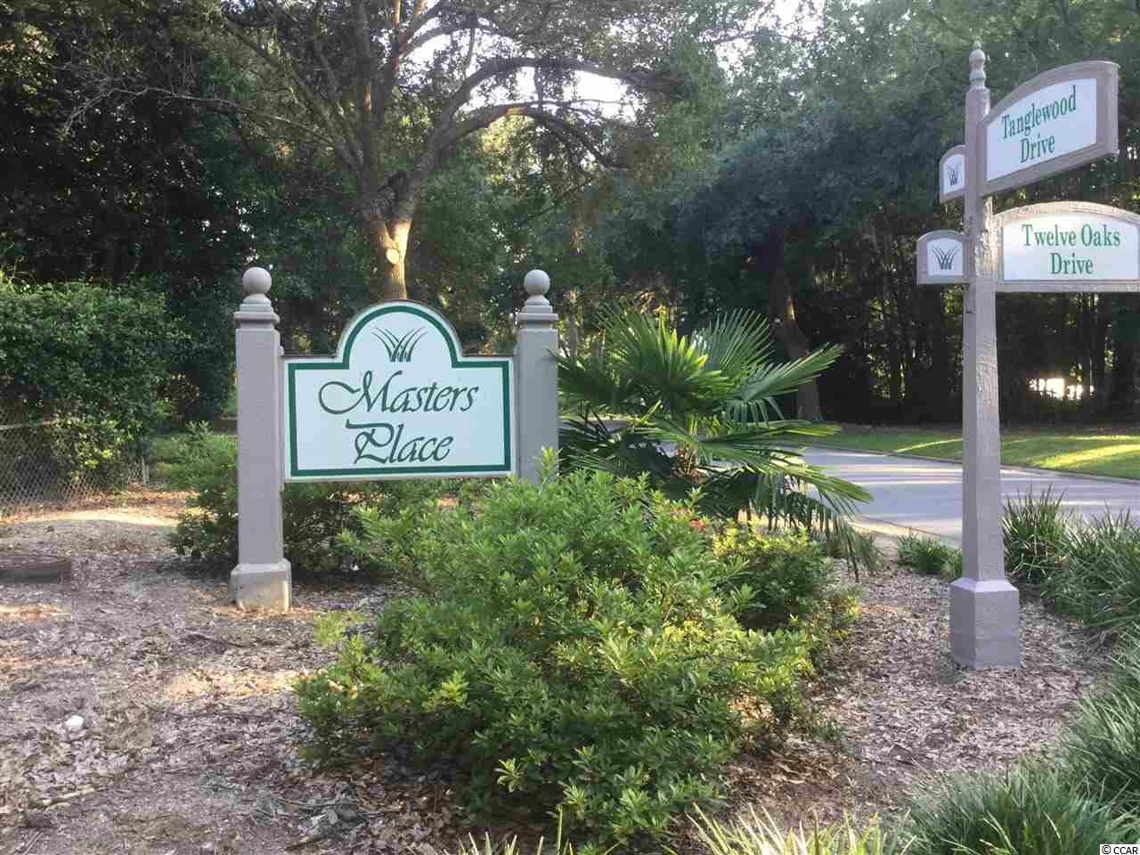 Contact your real estate agent to view this  Masters Place condo for sale