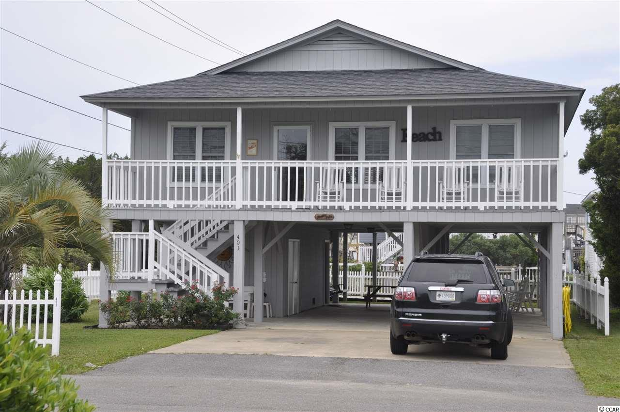 Detached MLS:1716241   401 N 36th Ave. N North Myrtle Beach SC