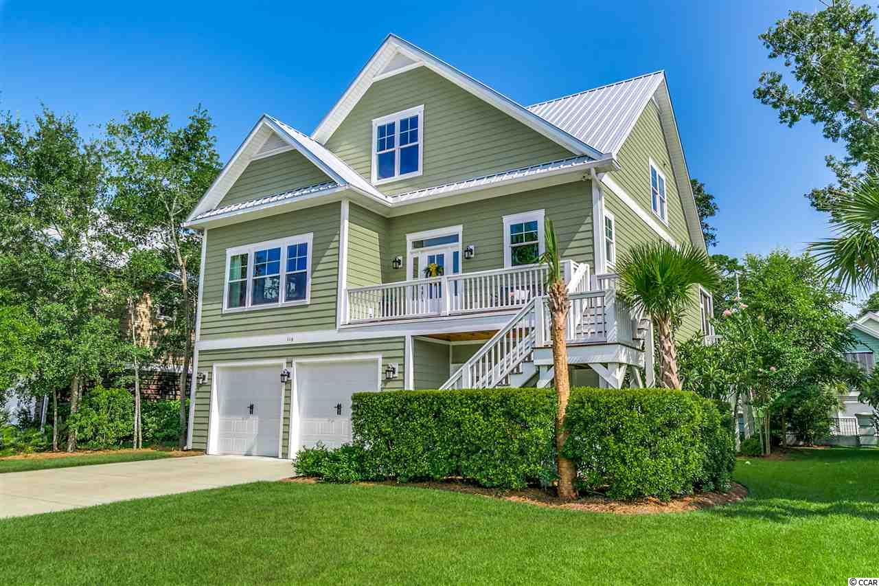 Single Family Home for Sale at 116 Summer Wind Loop 116 Summer Wind Loop Murrells Inlet, South Carolina 29576 United States
