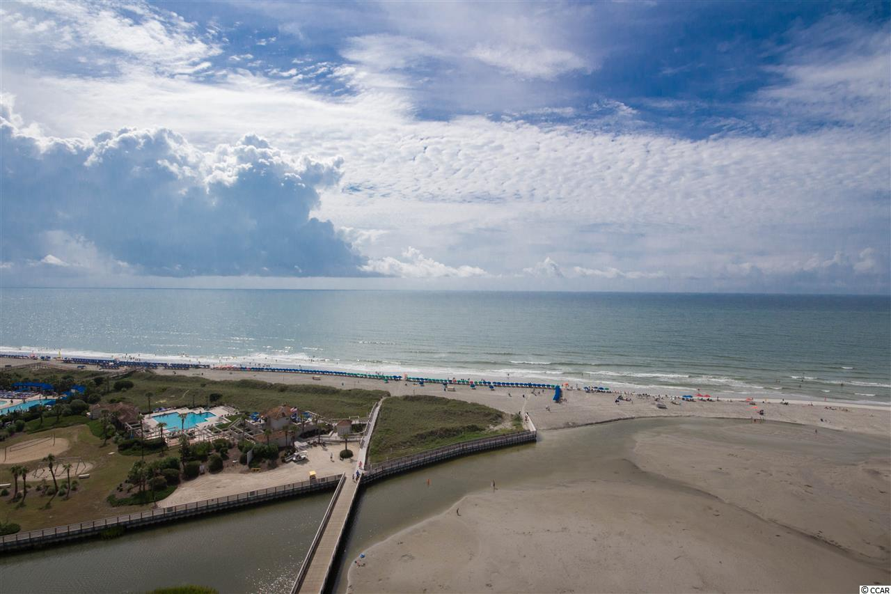 Tower South condo at 101 Ocean Creek Drive #FF-15 for sale. 1716380