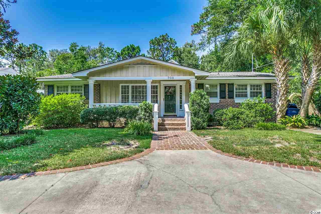 Detached MLS:1716394   709 62nd Ave. N Myrtle Beach SC