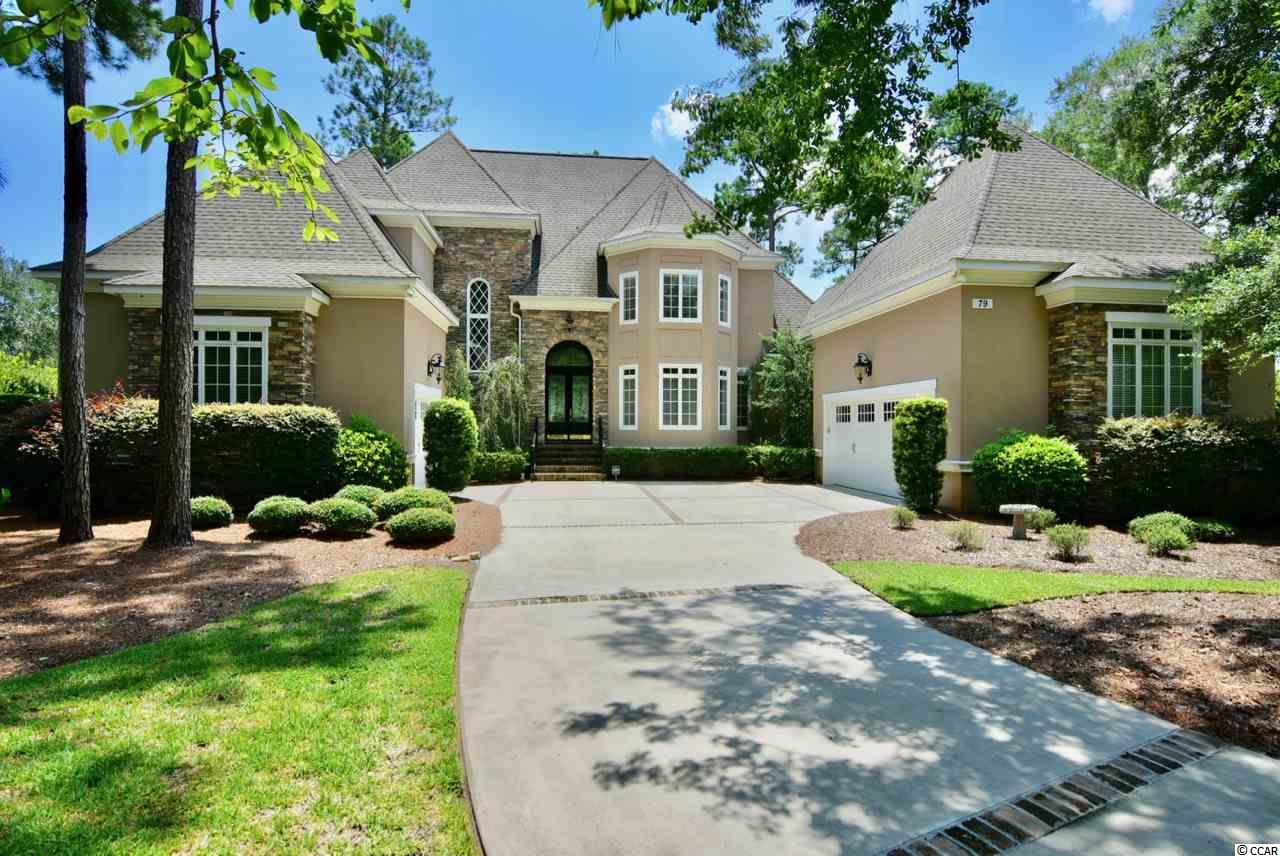 Detached MLS:1716435   79 Sweet Grass Lane Georgetown SC