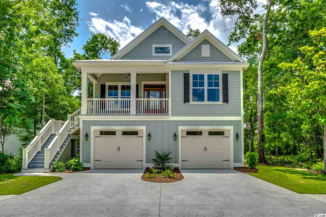 Single Family Home for Sale at 3867 Spanner Way 3867 Spanner Way Murrells Inlet, South Carolina 29576 United States