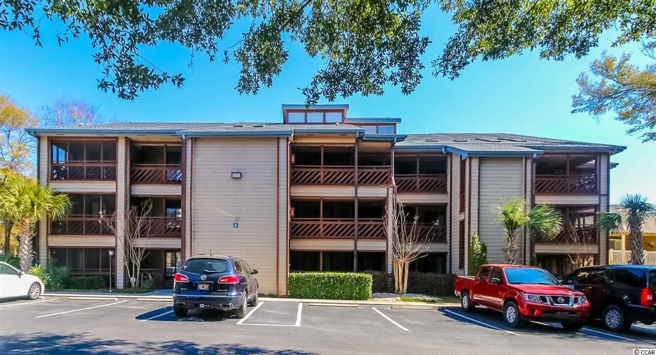 End Unit Condo in Myrtle Beach South Carolina