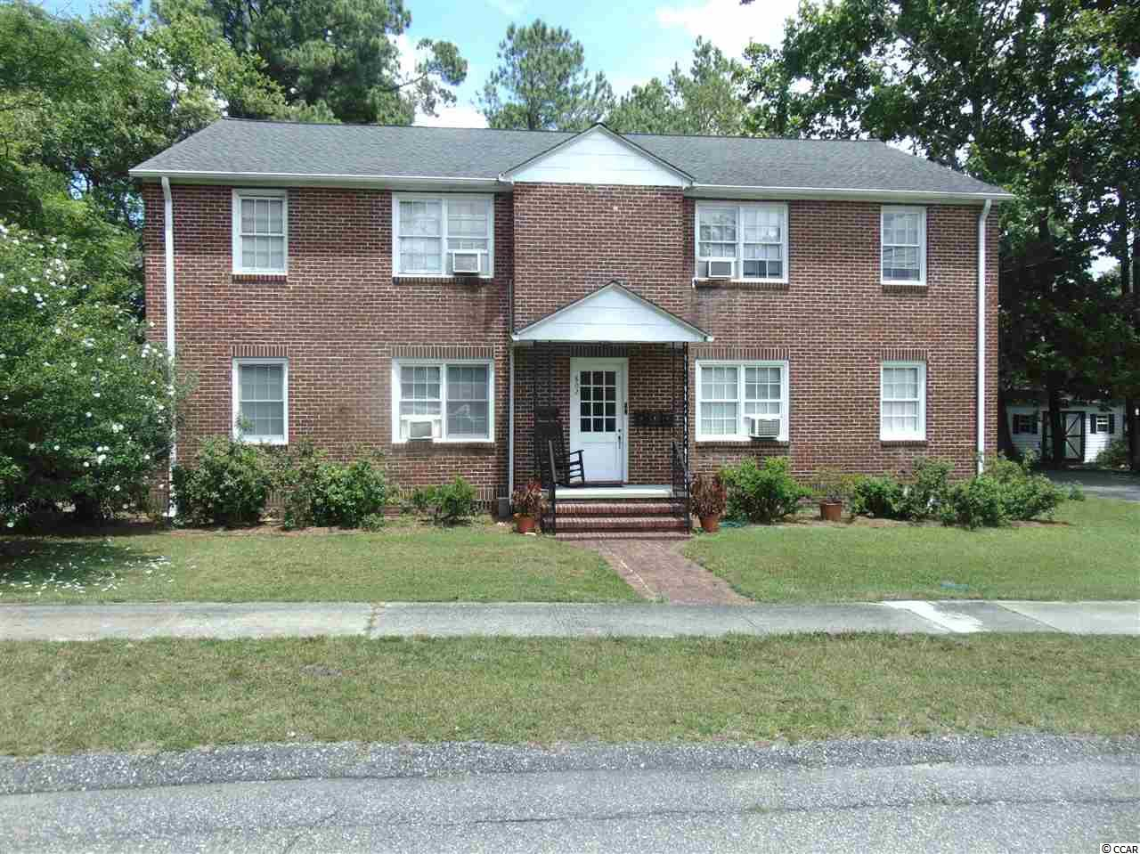 800 & 802 Burroughs Street, Conway, SC 29526