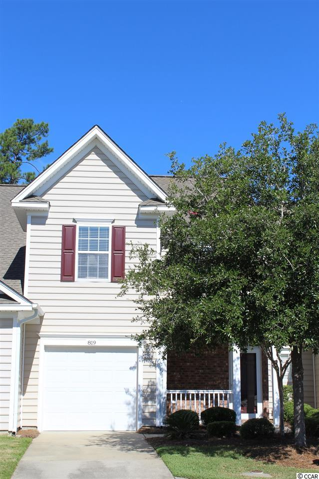 Townhouse MLS:1716581 Johns Bay @ Prince Creek  819 Botany Loop Murrells Inlet SC