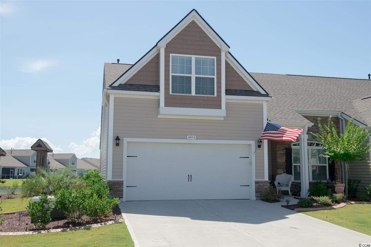Townhouse MLS:1716583 Parmelee Townhomes - Murrells In  149A Parmelee Drive Murrells Inlet SC