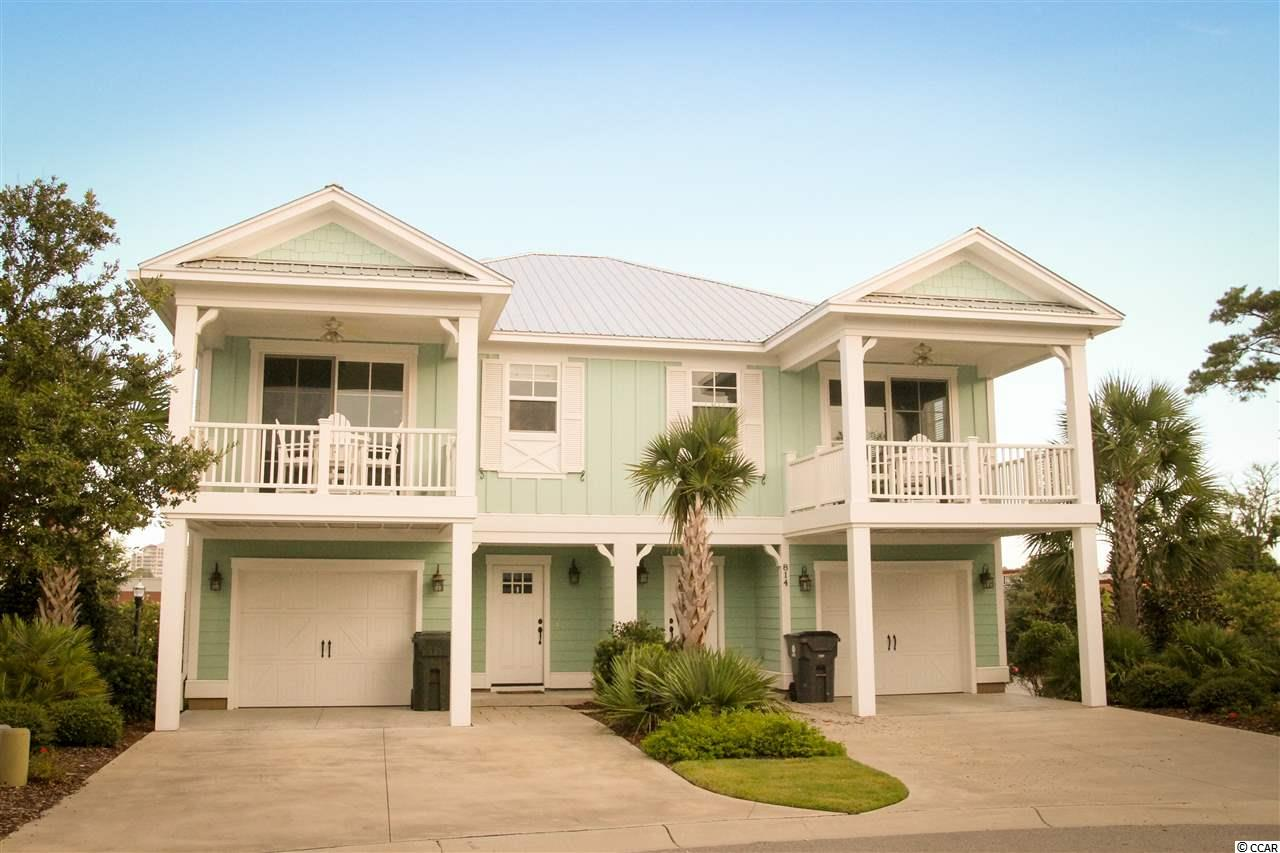 Townhouse MLS:1716594 North Beach Plantation - Plantat  816 Madiera Drive North Myrtle Beach SC