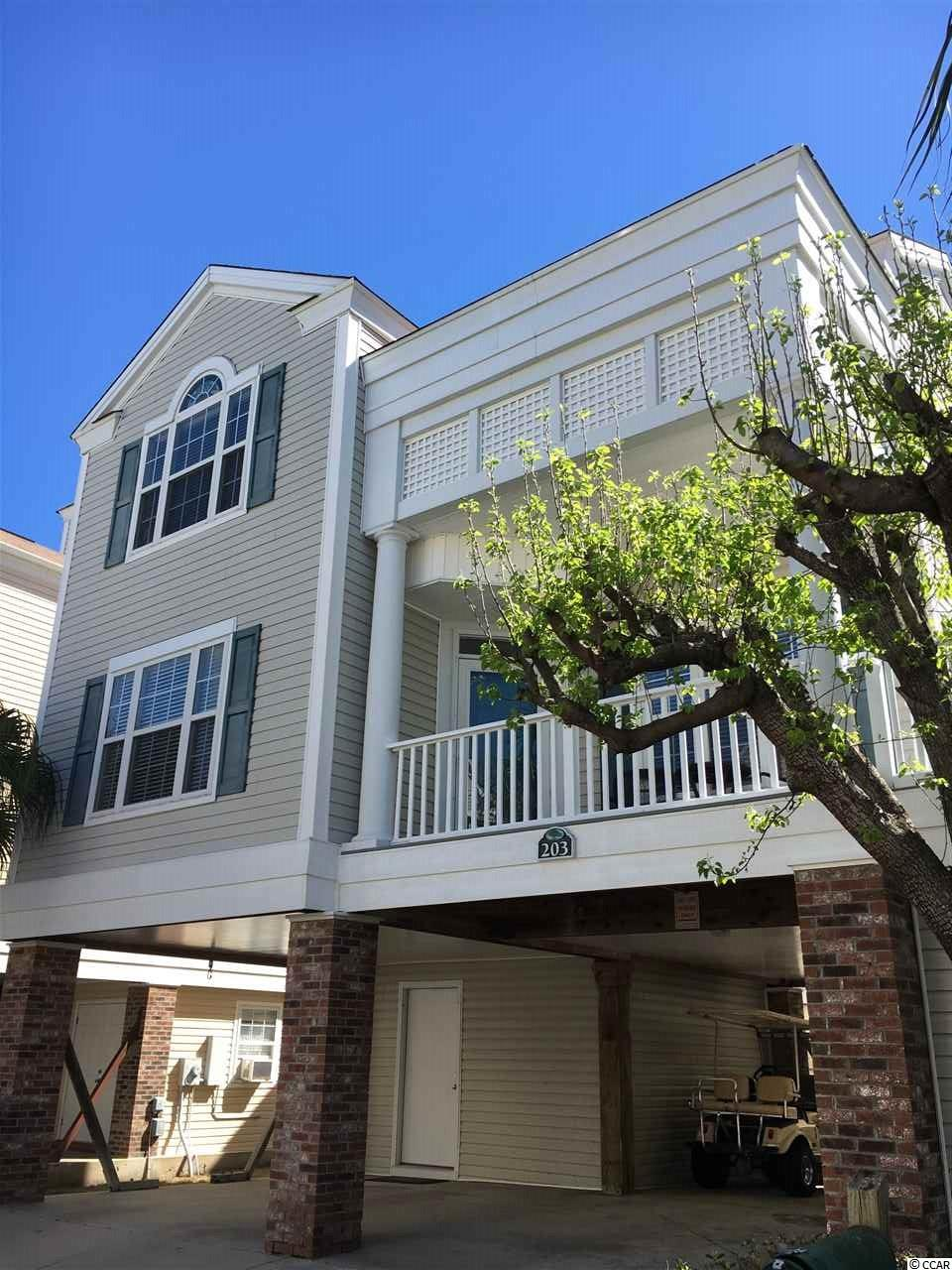 Single Family Home for Sale at 203 Millwood Drive 203 Millwood Drive Surfside Beach, South Carolina 29575 United States