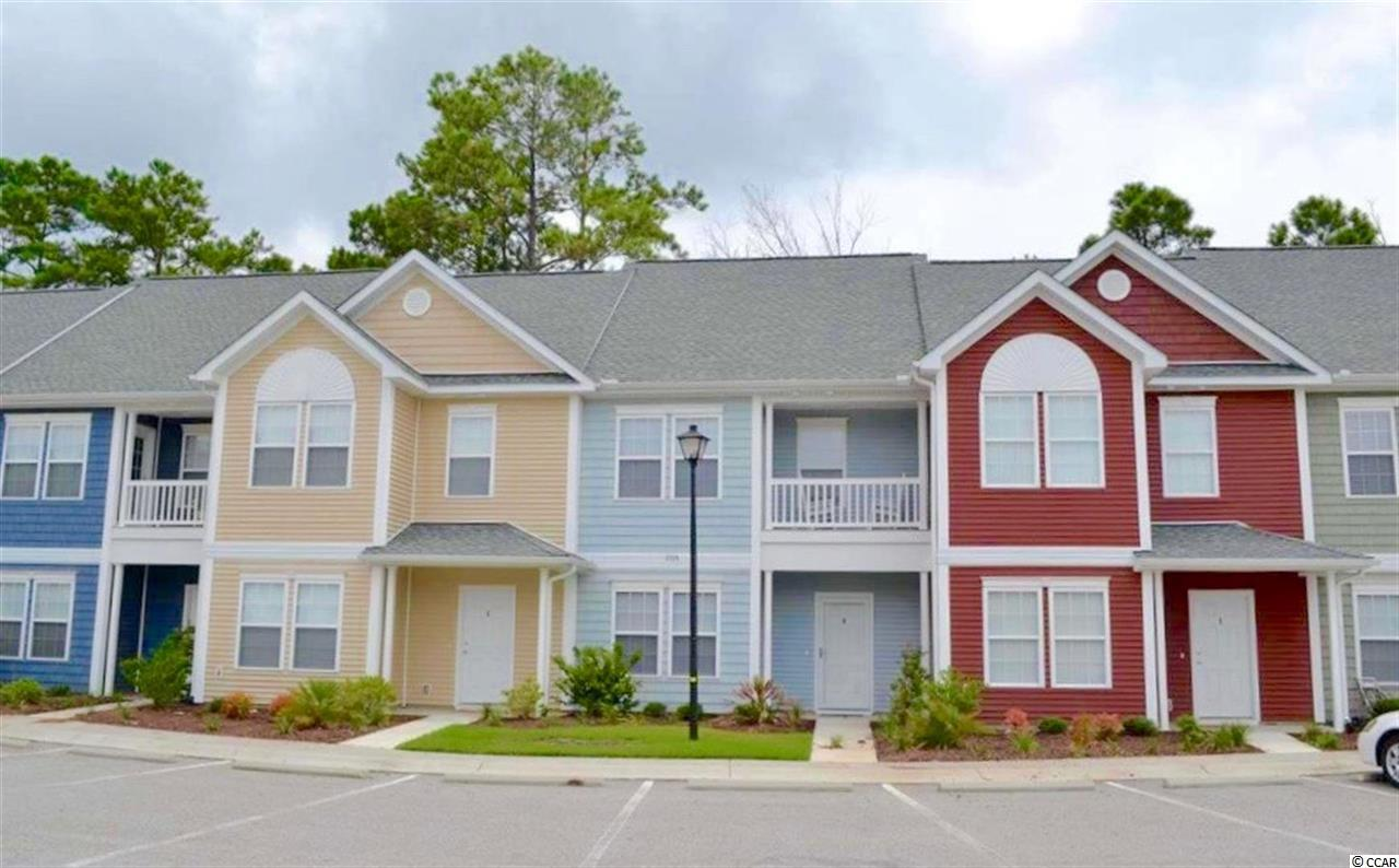 Townhouse MLS:1716826 Pine Island Townhomes  1675 E Low Country Place Myrtle Beach SC