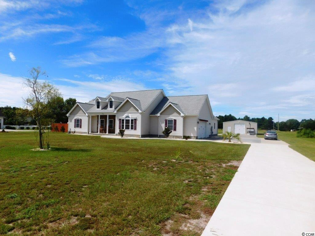 Single Family Home for Sale at 332 Holly View Lane 332 Holly View Lane Loris, South Carolina 29569 United States