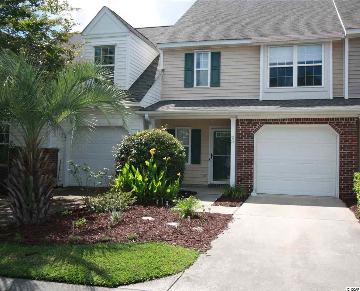Townhouse MLS:1716957 PAWLEYS PLACE  23 POND VIEW DRIVE Pawleys Island SC