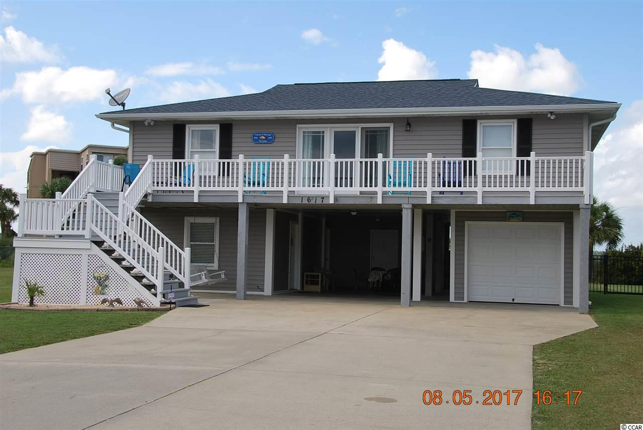 Single Family Home for Sale at 1617 Dolphin Street 1617 Dolphin Street Garden City Beach, South Carolina 29576 United States