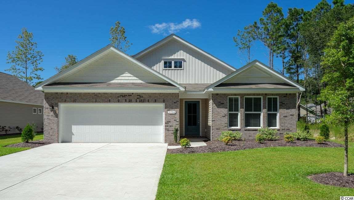 Detached MLS:1716979   1116 Oak Marsh Lane North Myrtle Beach SC
