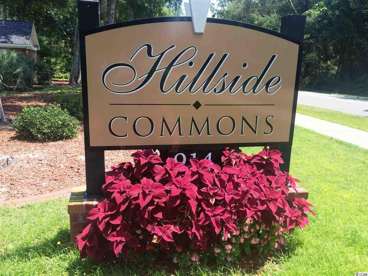 Hillside Commons condo for sale in North Myrtle Beach, SC