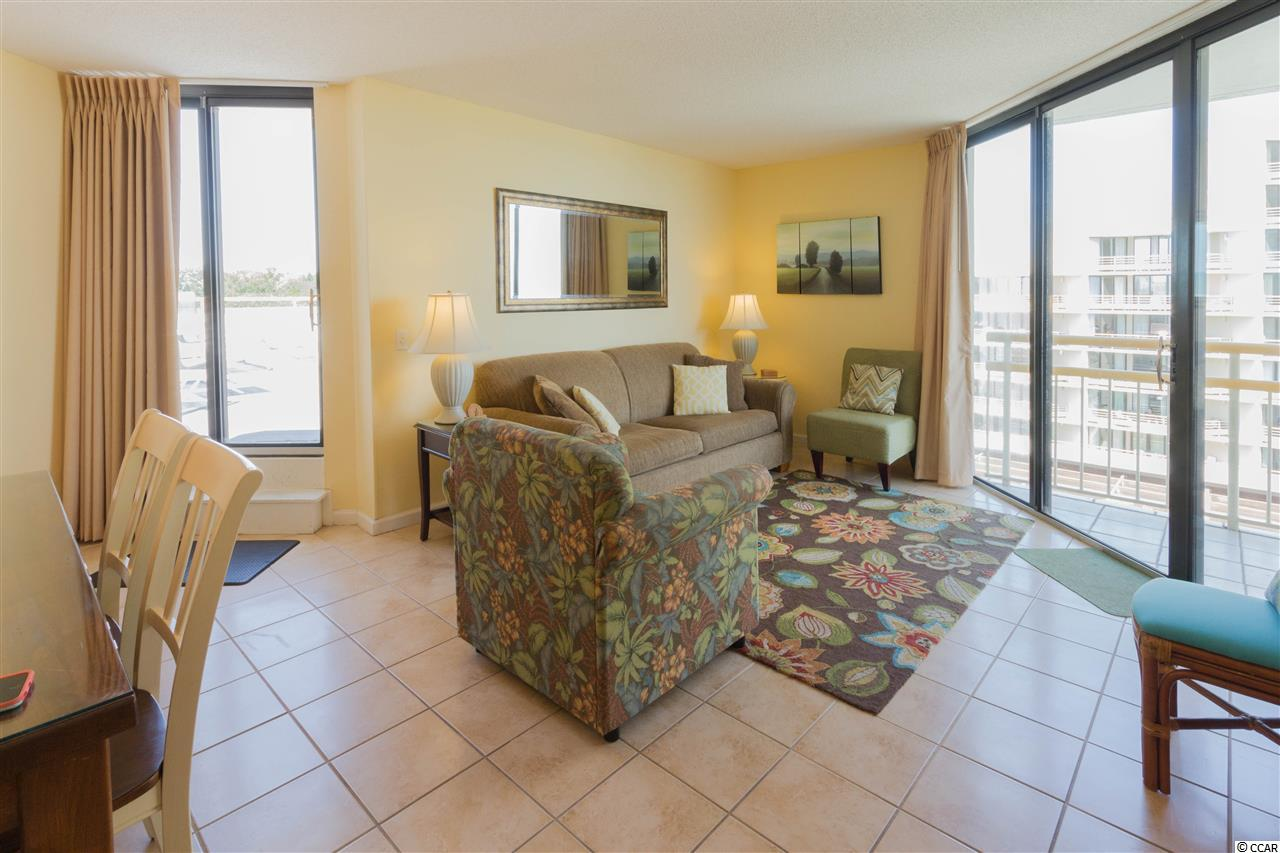 Tower South condo at 101 Ocean Creek Dr. #BB-5 for sale. 1717015
