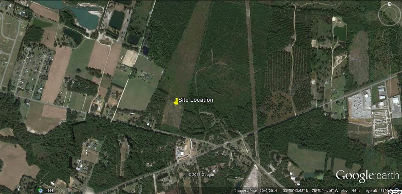 Acreage for Sale at Tract A Old Reaves Ferry Road Tract A Old Reaves Ferry Road Conway, South Carolina 29526 United States