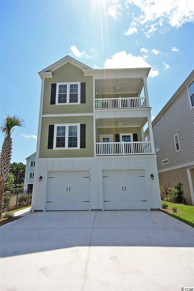 Detached MLS:1717045   1309 Battery Park Dr. North Myrtle Beach SC
