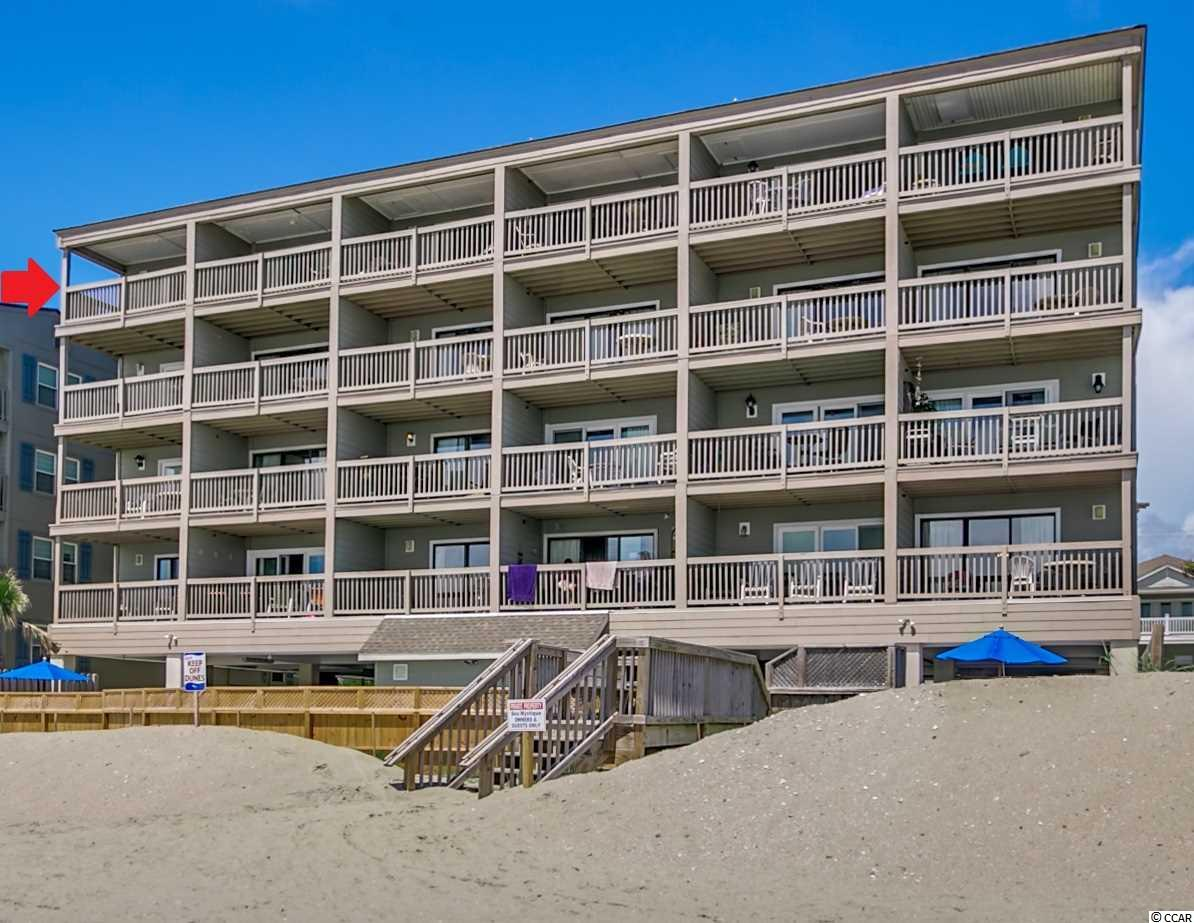 Condo MLS:1717120 SEA MYSTIQUE  410 N Waccamaw Drive, Unit 406 Garden City Beach SC