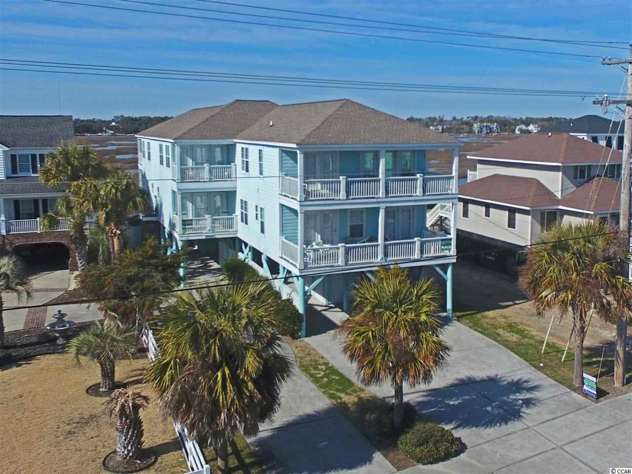 Single Family Home for Sale at 896 S Waccamaw Drive 896 S Waccamaw Drive Garden City Beach, South Carolina 29576 United States