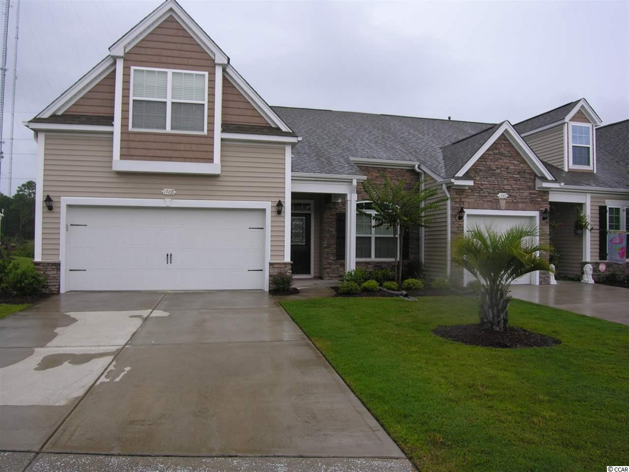 Townhouse for Sale at 178 E Parmelee Drive 178 E Parmelee Drive Murrells Inlet, South Carolina 29576 United States