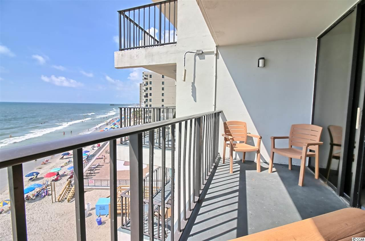 Don't miss this  2 bedroom Garden City Beach condo for sale