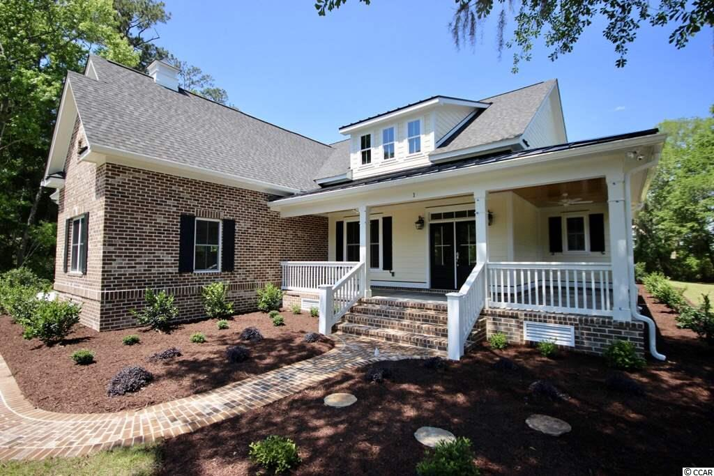 Detached MLS:1717188   1 RED SQUIRREL LANE Pawleys Island SC