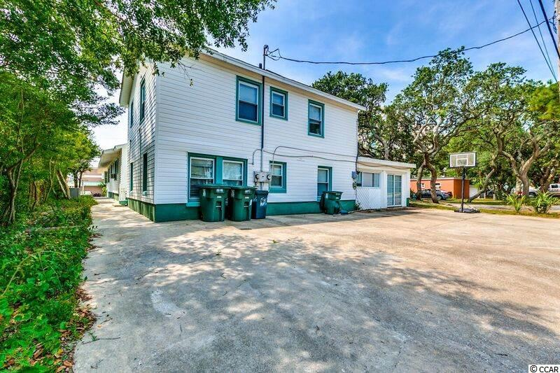 Single Family Home for Sale at 1802 S Ocean Blvd 1802 S Ocean Blvd North Myrtle Beach, South Carolina 29582 United States