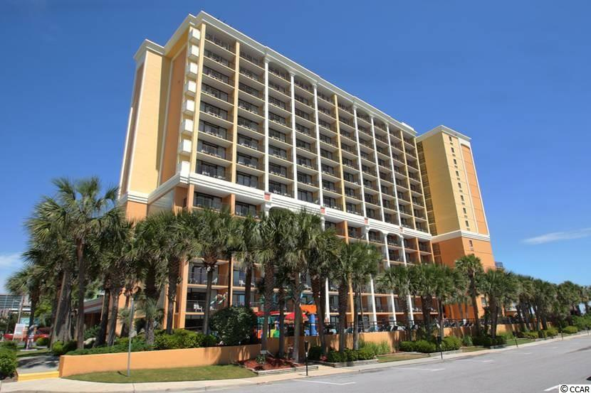 Ocean Front Condo in Caravelle Resort : Myrtle Beach South Carolina