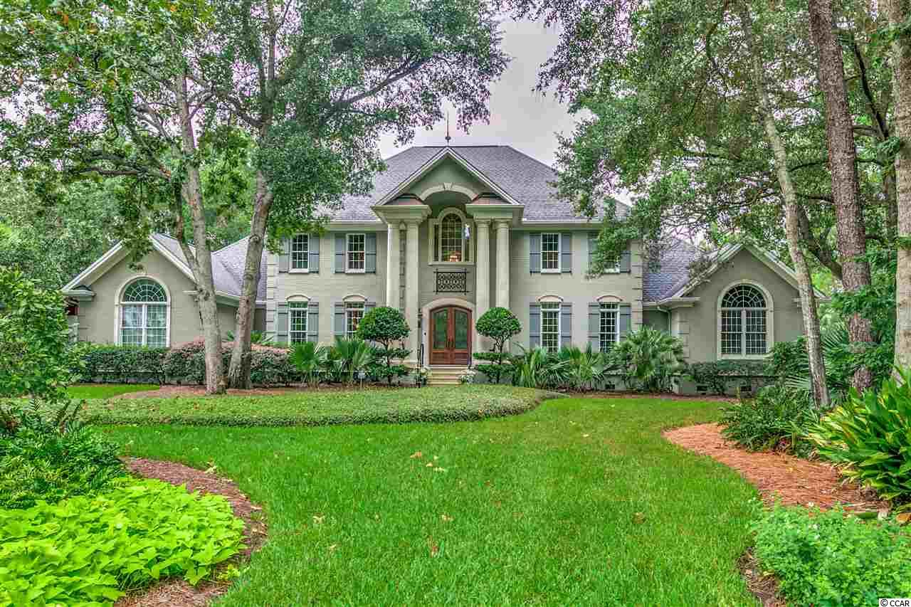 Single Family Home for Sale at 109 Woodwind Court 109 Woodwind Court Myrtle Beach, South Carolina 29572 United States